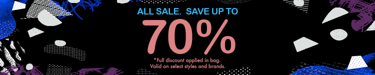 Take up to 70% off of the lowest marked price on select styles and brands. These are the best deals Zumiez has to offer.