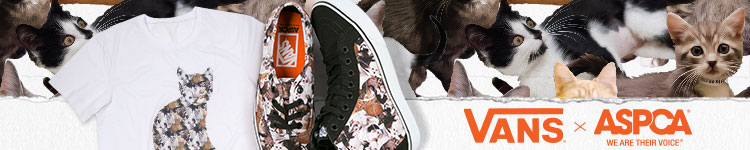 Vans x ASPCA Collection