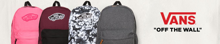 "Vans ""Off the Wall"" Backpacks"