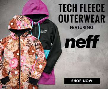 Neff - Tech Fleece