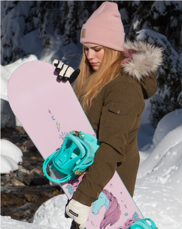 Women's Snow Outerwear