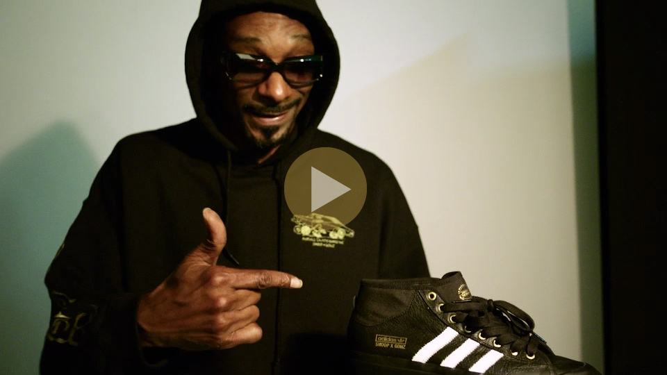 adidas Snoop x Gonz LA Stories