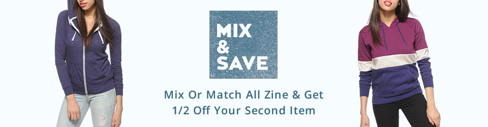 Zine Mix and Save